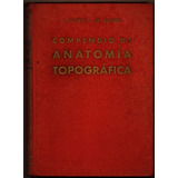 L.testut O.jacob Compendio De Anatomía Topográfica 1958