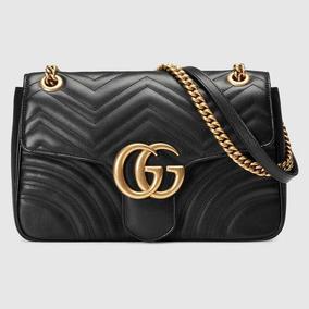 Cartera Gucci Marmont Gg