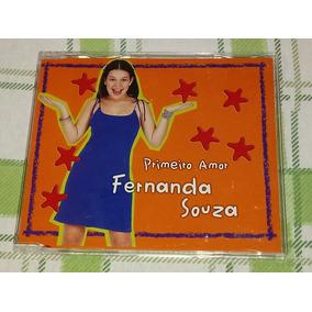 Fernanda Souza - Primeiro Amor ( Chiquititas ) - Single