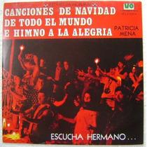 Himno A La Alegria Canciones De Navidad 1 Disco Lp Vinilo