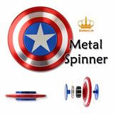 Fidget Hand Spinner Finger Toy Metal Anti Stress Ansiedade