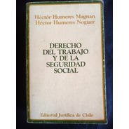Derecho Del Trabajo Y De La Seguridad Social. Héctor Humeres