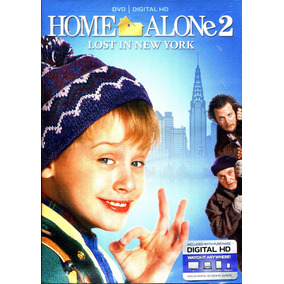 Dvd Mi Pobre Angelito 2 ( Home Alone 2 ) - Chris Columbus
