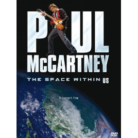Paul Mccartney The Space Within Us - Dvd Rock