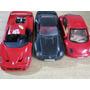 Lote De Carrinho Ferrari Porsche Escala 124 Diorama Rf