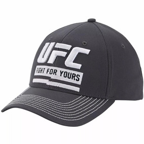 Gorra Ufc Respect The Fight Adulto Ajustable Reebok Bm7254