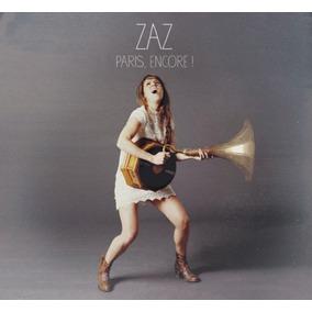Zaz - Paris Encore! - Cd + Dvd
