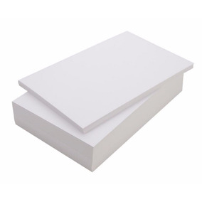 500 Folhas Papel Resinado Para Sublimação A4 90gr.