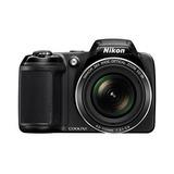 Nikon Coolpix L340 20.2mp Digital Camera With 28x Optical Zo