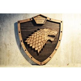 Escudos Harry Potter - Game Of Thrones X 5 Unidades
