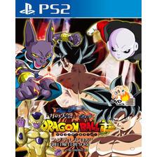 Dragon Ball Z Super 2018 Esp Latino Juegos Ps2