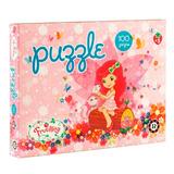 Frutillita Puzzle X100 Piezas 8607