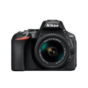 Nikon D5600 Kit 18-55 Vr Full Hd Wi-fi Nueva Sup D5300 D5500
