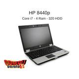Sale Lap Hp 8440 I7 4 Ram 320 Hdd Refurbished