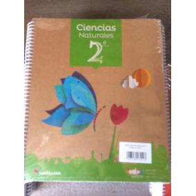 Ciencias Naturales 2° Básico Santillana