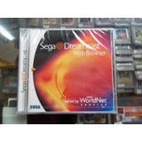 Sega Dreamcast Web Browser Nuevo Cerrado