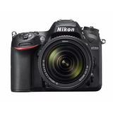 Cámara Nikon D7200 24.2 Mp Dx Con 18 140mm Pide Tu Descuento