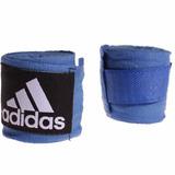 Azul adidas 2 Vendas Box Para Mano Algodon Entrenamiento