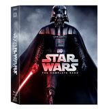 Star Wars Saga Definitiva En Dvd - 10 Peliculas - Han Solo