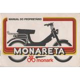 Catálogo Monark Monareta Monark 50