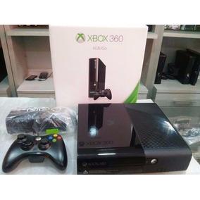 Xbox360 250g Kinect 2manete 3 Jogos Bateria + Brindes Barato