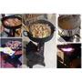 Cocina Cohete Disco Arado Rocket Stove - Dragón Plegable!!!