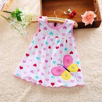 Vestido Bebê Algodão Fresquinho Confortável! Pronta Entrega