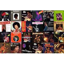 Jimi Hendrix Discografia Completissima + Raridades 1967-2016
