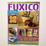 Revista Arte & Criação Fuxico Caixa Relógio Vaso Pote N°03