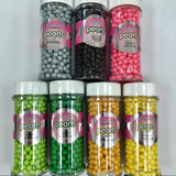 Caramelo Perlas Decoración Para Fiestas Caramelos 128gramos