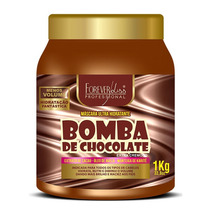Máscara Bomba De Chocolate 1kg - Forever Liss