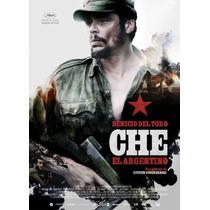 Che El Argentino, Benicio Del Toro, Pelicula Dvd