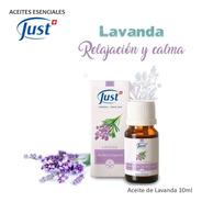 Aceite De Lavanda 10ml Producto Swiss Just Original