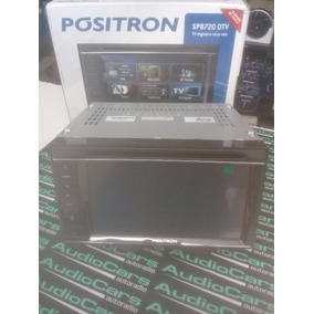 Estereo Positron Sp8720dtv