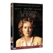 A Escolha De Sofia - Dvd - Meryl Streep - Kevin Kline - Novo