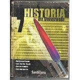 Historia De Venezuela Santillana 7mo Guillermo Moron