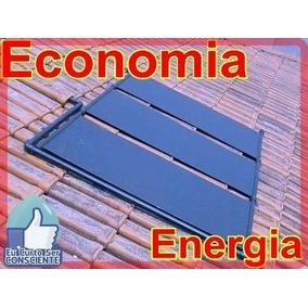 Placa Coletor Solar - Com Manual De Instalação E Testadas