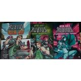 Paquete 3 Libros Rubius Virtual Hero I, Ii Y Iii Precio Ofer
