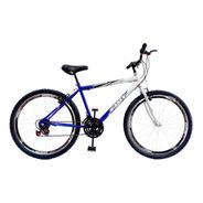 Bicicleta Samy Masculina Aro 26 18 Marchas C/ Aros Aero
