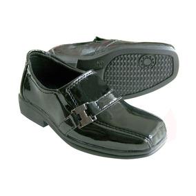 Sapato Social Infantil Preto Melhor Preço Do Mercado Livre