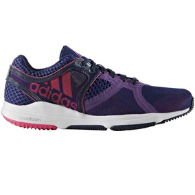 Tenis Atleticos Edge Trainer Cloudfoam Mujer adidas Aq1975