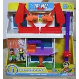 Imaginext Torre Teen Titans Fisher Price