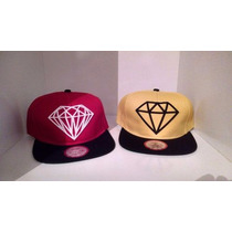 Boné Snapback Raiders Diamond Last Kings Obey Ymcmb