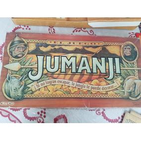 Juego De Mesa Jumanji Perfecto Estado