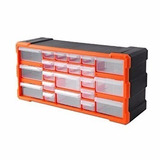 Caja Herramientas Plastica Organizador Gavetero 22 Cajones