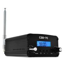 Transmite Fm Para Emissora De Rádio 7 Watts Cze Fonte +nfe