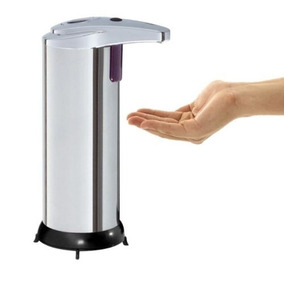 Touchless Jabón Líquido Dispensador De Acero Inoxidable