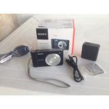 Cámara Sony Modelo Dsc- W800 Color Negro
