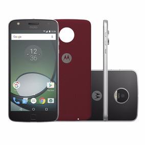Moto Z Play + Mods Style Shell + Temp.liquido De Regalo