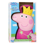 Peppa Pig Valija Set Princesa Con Varita Y Corona Original